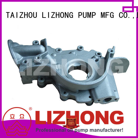 LIZHONG oil pump price supplier for trunk