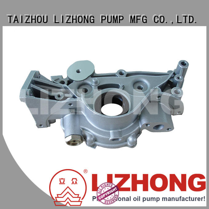 LIZHONG durable gear type oil pump promotion