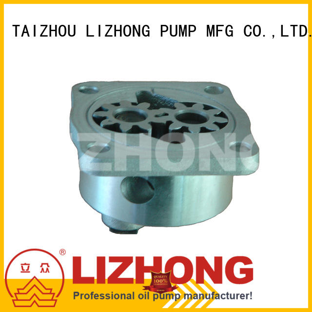 durable gear type oil pump wholesale for off-road vehicle