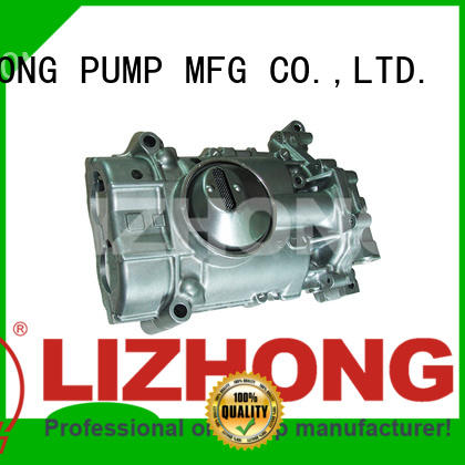 professional rotor oil pump supplier for vehicle