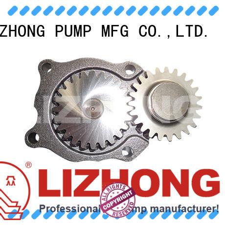 LIZHONG oil pump cost manufacturer for car