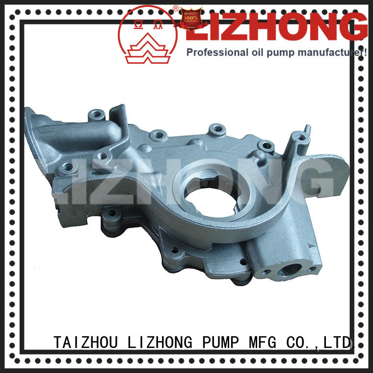 LIZHONG long lasting engine oil pump price wholesale for vehicle
