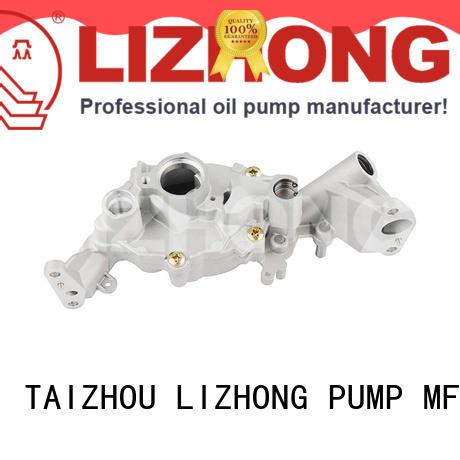 LIZHONG gear oil pumps supplier for vehicle