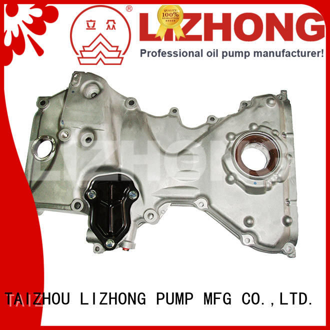 LIZHONG good quality car engine oil pump wholesale for car