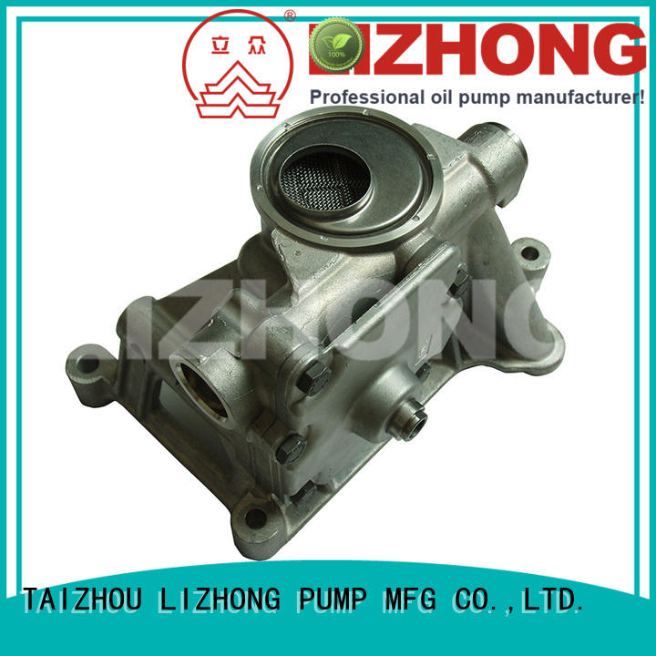 LIZHONG durable oil pump company at discount for trunk