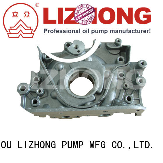 LIZHONG good quality auto oil pumps at discount for vehicle