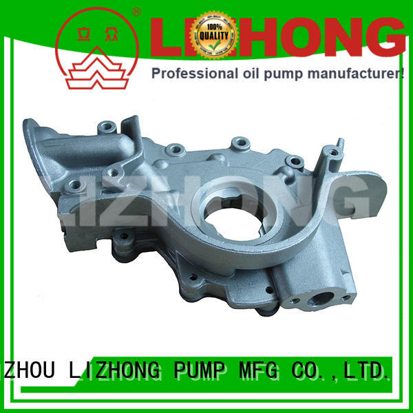 LIZHONG durable engine oil pumps promotion for off-road vehicle