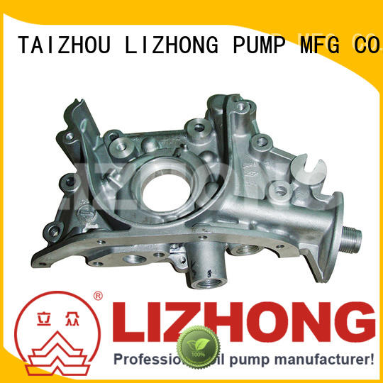 good quality oil pump cost supplier for off-road vehicle