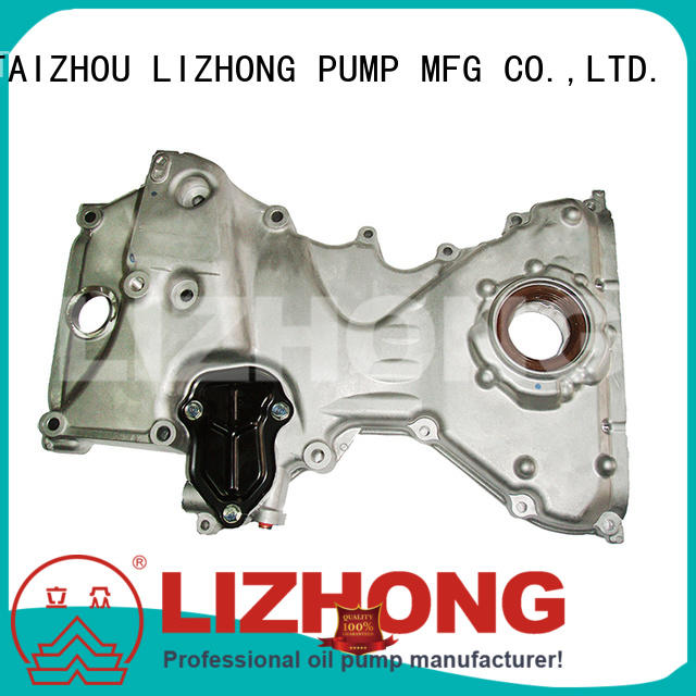 LIZHONG good quality rotor type oil pump supplier for vehicle