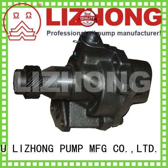 LIZHONG oil pump types at discount for trunk