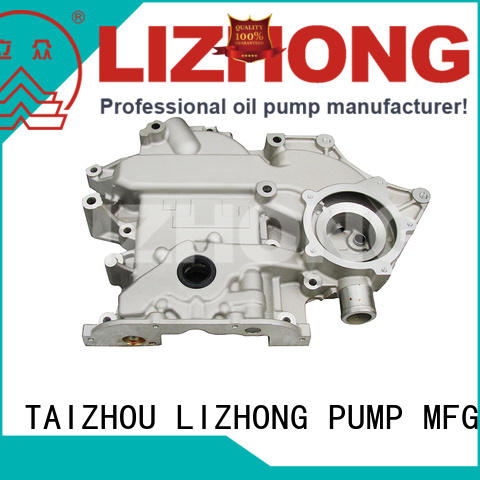 LIZHONG professional car engine oil pump supplier for off-road vehicle