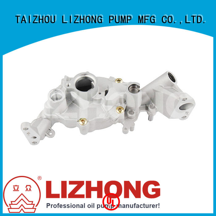LIZHONG good quality engine oil pumps promotion for vehicle