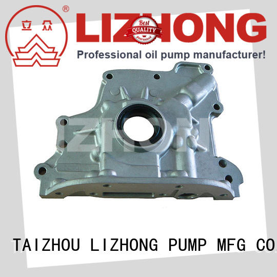 LIZHONG good quality oil pump types at discount for off-road vehicle