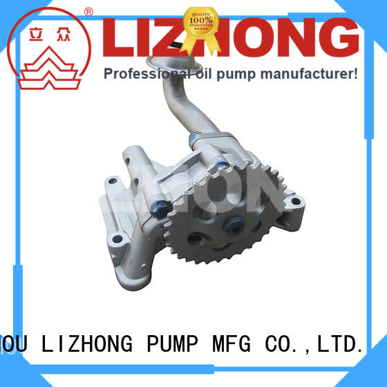 LIZHONG durable auto oil pump at discount for off-road vehicle