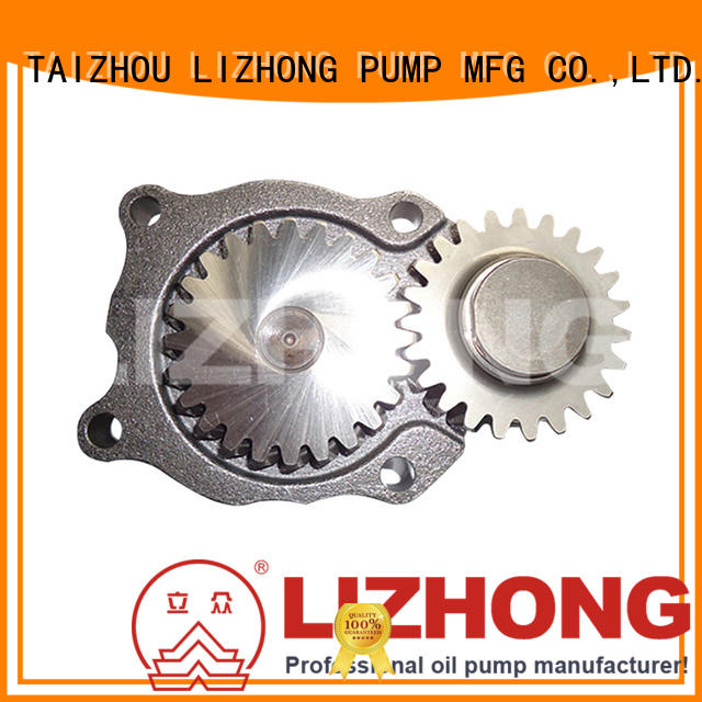 LIZHONG engine oil pump types directly sale for car